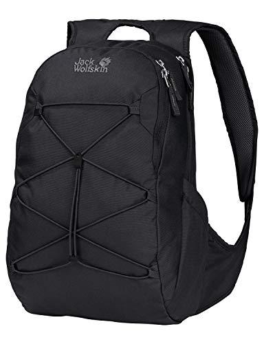 Jack Wolfskin Damen Savona Outdoor Daypack Rucksack, Black, ONE Size