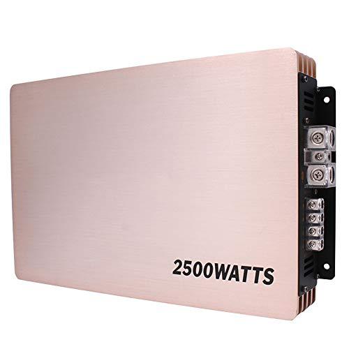 LYzpf Single Kanal Car versterker Stereo High Power subwoofer Dissipate warmte snel luidspreker