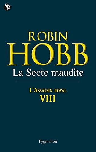 L'Assassin royal (Tome 8) - La Secte maudite (L'Assassin royal)