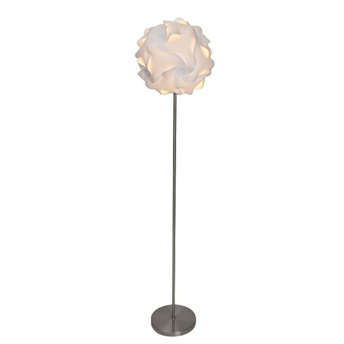 ウガンダ七時半秘書NN クリエイティブフロアランプベッドルームベッドサイドランプシンプルな近代的な垂直リビングルームリモートコントロールフロアランプ-155センチメートル 家の照明