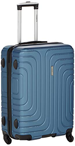 Pronto Cyprus ABS 68 cms Blue Hardsided Check-in Luggage (6473-BL)