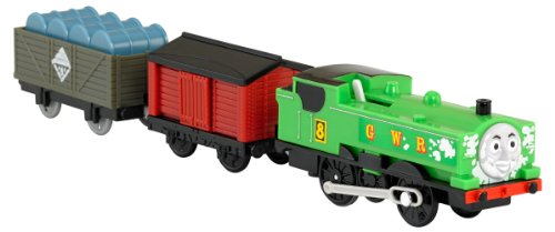 Fisher-Price Thomas The Train: TrackMaster Duck's Close Shave - Motorized Engine トーマス ダック 危機一髪 フィッシャープライス 【平行輸入品】