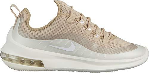 Nike Wmns Air MAX Axis, Zapatillas de Running para Asfalto Mujer, Multicolor (Desert Ore/White/Sail 202), 37.5 EU