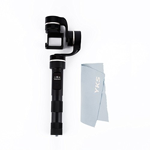 Feiyu Tech G4-QD Quick Dismantling 3-Axis Gimbal for GoPro Hero3, 3+ 4 and similar shaped action cameras