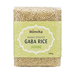 Organic sprouted GABA rice Made from top quality Thai jasmine Black wholegrain rice Full of vitamins, nutrients and amino acids Authentic taste of Thailand