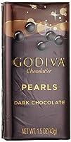 ゴディバ(GODIVA), ゴディバ パール, ダーク チョコレート 1.5 OZ (Pack Of 18) (海外直送品) [並行輸入品]