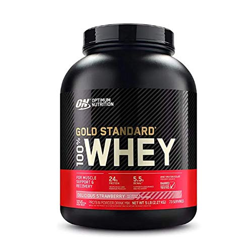 Optimum nutrition Whey gold standard - 2,25 kg Extreme milk Chocolate