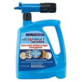 WET & FORGET Moss, Mold, Mildew and Algae Stain Remover Hose End (1, 68 Oz.)