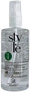Style - Olio Riparatore Doppie Punte - Olio Professionale per Capelli Sfibrati e con Doppie Punte a Base di Estratti di Ol...