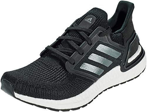 adidas Damen Ultraboost 20 W Laufschuh, Core Black/Night Met./FTWR White, 40 2/3 EU