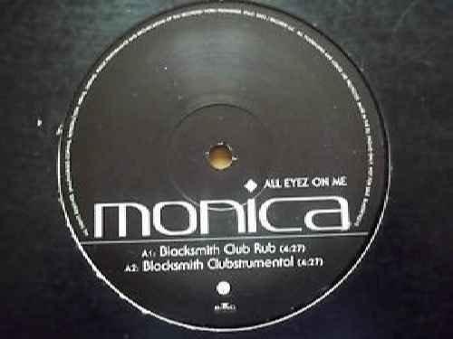 Monica - All Eyez On Me - BMG UK & Ireland
