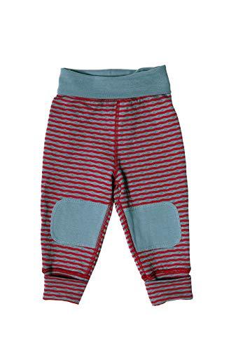 Leela Cotton - Pantalon - Bébé (fille) 0 à 24 mois - Rouge - 18 mois