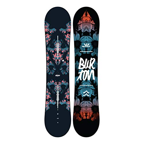 Burton Damen Stylus Snowboard, No Color, 147