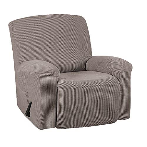 Funda De SillóN,Funda De Sofa Sofá reclinable elástico Cubierta reclinable Lazy Boy Slzy Sluds Stretch Sofa Funda Sillón a Prueba de Suciedad Slipchair Slfcover Decoración para el hogar