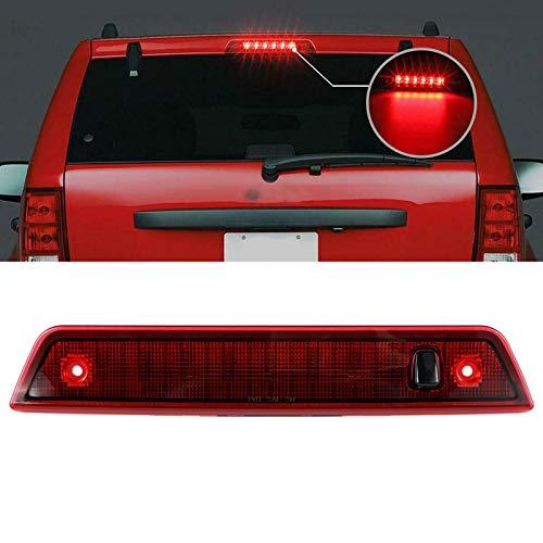 Zusatzbremsleuchten - Dritte Bremsleuchte Bremslicht Heckleuchte - Dritte Bremse hinten Stop Licht for Jeep Grand Cherokee 2005-2010