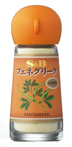 S&B フェネグリーク(パウダー) 15g×5個