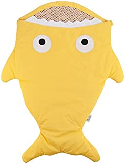 Cute Shark Style Baby Sleep Bag Winer Baby Sleep Sack Warm Baby Blanket Warm Swaddle