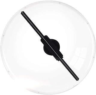 3D Holografische Projector Case Transparant Acryl 3D Holografische Reclame Displayer Beschermer 3D Hologram LED Ventilator...
