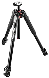 Manfrotto MT055XPRO3 055 Aluminium 3-Section Tripod Any stable tripod will do.