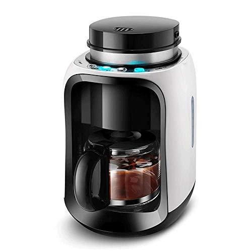 KFJDX Deluxe One-Touch Super automatische Espresso-und Cappuccino-Maschine, anpassbare Getränke