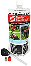 TireJect Tire Sealant Kit - Fix and Prevent Flat Tires (10oz)