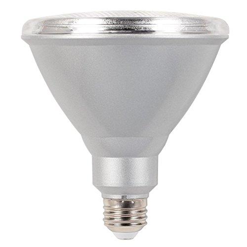 Westinghouse 3311400 90-Watt Equivalent PAR38 Flood Outdoor Weatherproof LED Light Bulb with Medium Base, 2, Two Pack