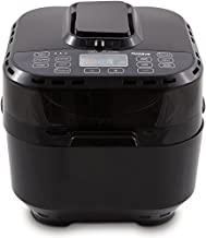 NuWave 10-quart Brio Healthy Digital Air Fryer with One-Touch Digital Controls, Rotisserie Cooking Capabilities & Advanced Sear, Warm & Stage Cooking Features
