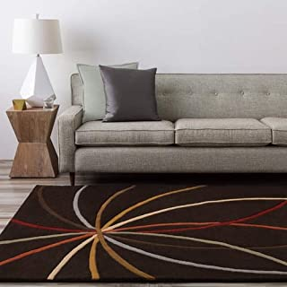 Cranford Contemporary Abstract 8' x 11' Area Rug