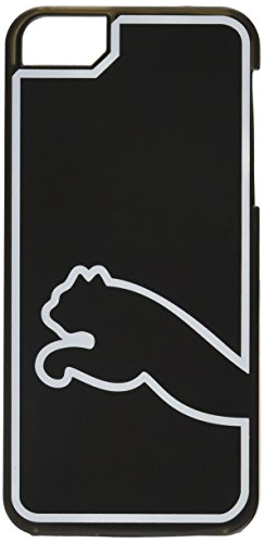 Caja Carcasa Puma Monoline Duro para el iPhone 5 / 5S - Negro