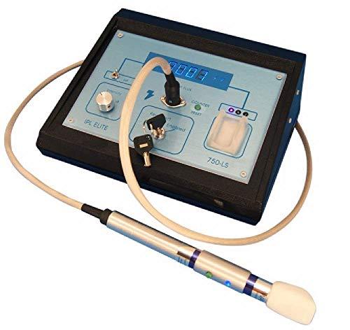 Sistema permanente de depilación Salon 570-980 nm con máquina de tratamiento de belleza y kit de tratamiento