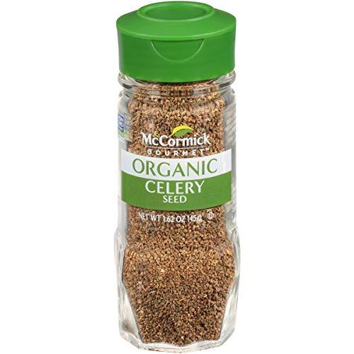 McCormick Gourmet Organic Celery Seed, 1.62 oz