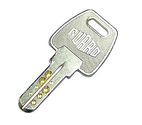 物件管理ロック 内開き扉用 合鍵 スペアキー