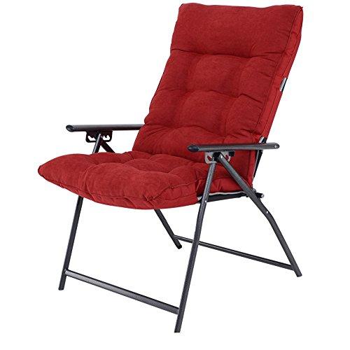 LYQQQQ Faule Sofas, die Spielcomputerstuhlausgangsschlafzimmerstudien-Balkonklappstühle stützen (Color : 7)