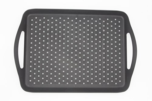 Rectangular Anti Slip Serving Tray For Lap With Handles
