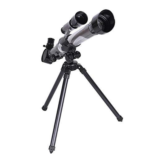 Great Features Of Optics Telescope 20-40X Astronomical Telescope Monocular Tripod Multi-Purpose Bird...