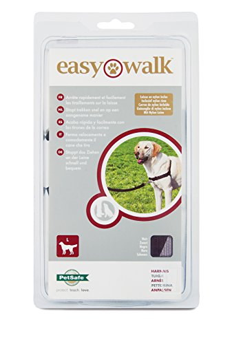 Croci C5066237 Easy Walk Arnés, Negro: Amazon.es: Productos para ...