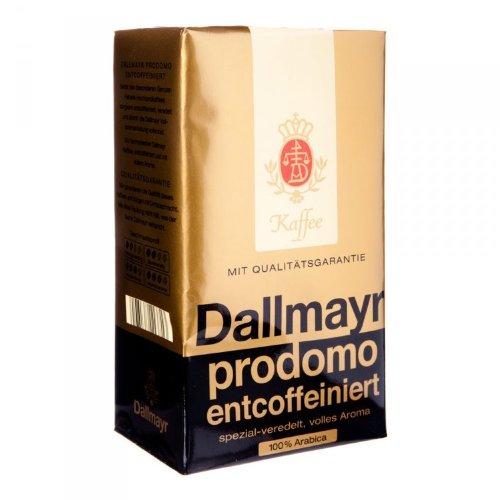Dallmayer prodomo entkoffeiniertKaffeepulver 500g