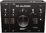 M-Audio AIR 192|8 - Interfaz de audio MIDI / tarjeta de sonido USB / USB-C, 2 entradas, 4 salidas, software de estudio, ProTools|First, Ableton Live Lite, Eleven Lite y efectos de Avid y AIR MusicTech