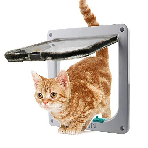 WADEO Puerta para Mascotas