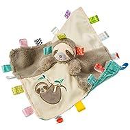 Carolines Treasures BB9035STBU Sloth Paws Baby Bib /& Burp Cloth 11 x 18 multicolor