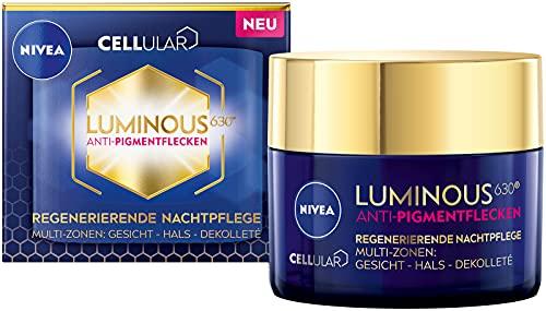 NIVEA Cellular Luminous 630 - Crema antimanchas (noche regeneradora 5)