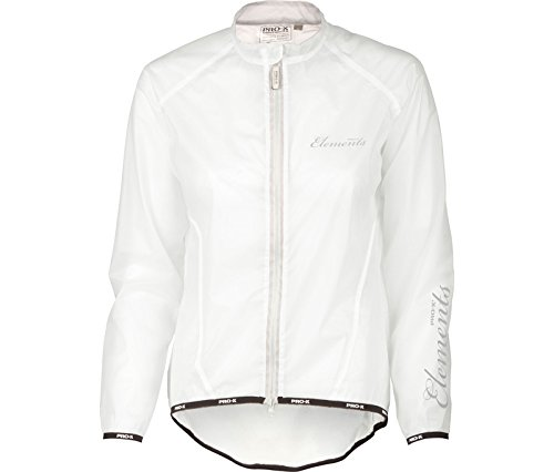 PRO-X elements Giulia Veste de cyclisme 42 TRANSPARENT [933]