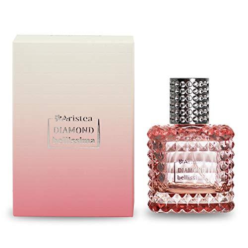 Aristea - Parfum Damen Diamond Bellissima, Eau de Parfum, fruchtig-blumiges Parfüm für Frauen mit unverwechselbarem Duft (1 x 65 ml)