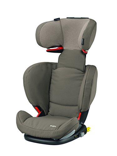 Bébé Confort RodiFix - Silla de coche, grupo 2/3, color marrón