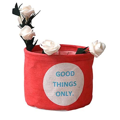 Bolsa de almacenamiento Algodón y ropa de almacenamiento a prueba de agua Bolsa de almacenamiento de juguete para niños Bolsa de almacenamiento de dibujos animados lindo-mi