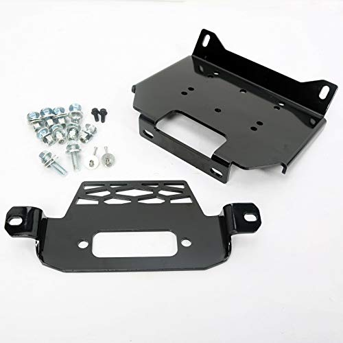 Buy Discount Winch Mount Plate For Polaris 15-16 RZR900 & 14-16RZR 1000 & General 101220