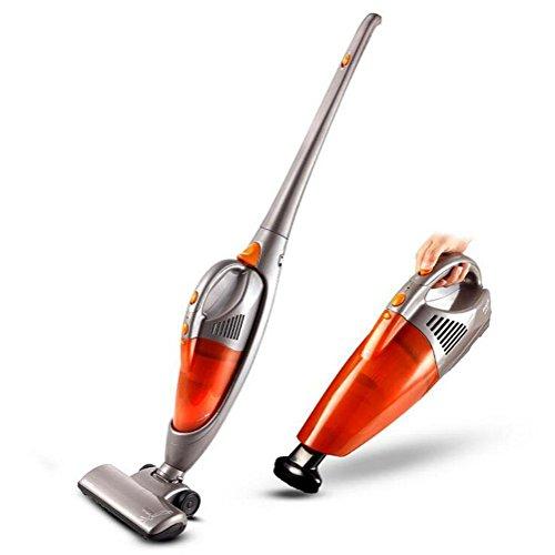 HAHT Draadloze stofzuiger voor huishoudelijk gebruik, ultrastil, draagbare auto en huishouden, voor dubbel gebruik, vacuüm stofcollector