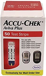 Accu-Chek Accu-Chek Aviva Plus Test Strips by Accu Chek