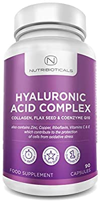 #1 Top Rated Hyaluronic Acid | Anti-Ageing Skin, Hair, Nails & Joint Care