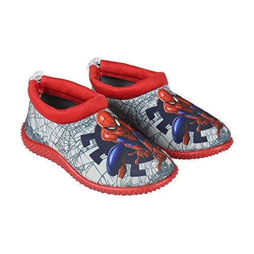 Cerdá 2300003823, Zapatillas Impermeables para Niños, Rojo (Rojo C06), 23 EU